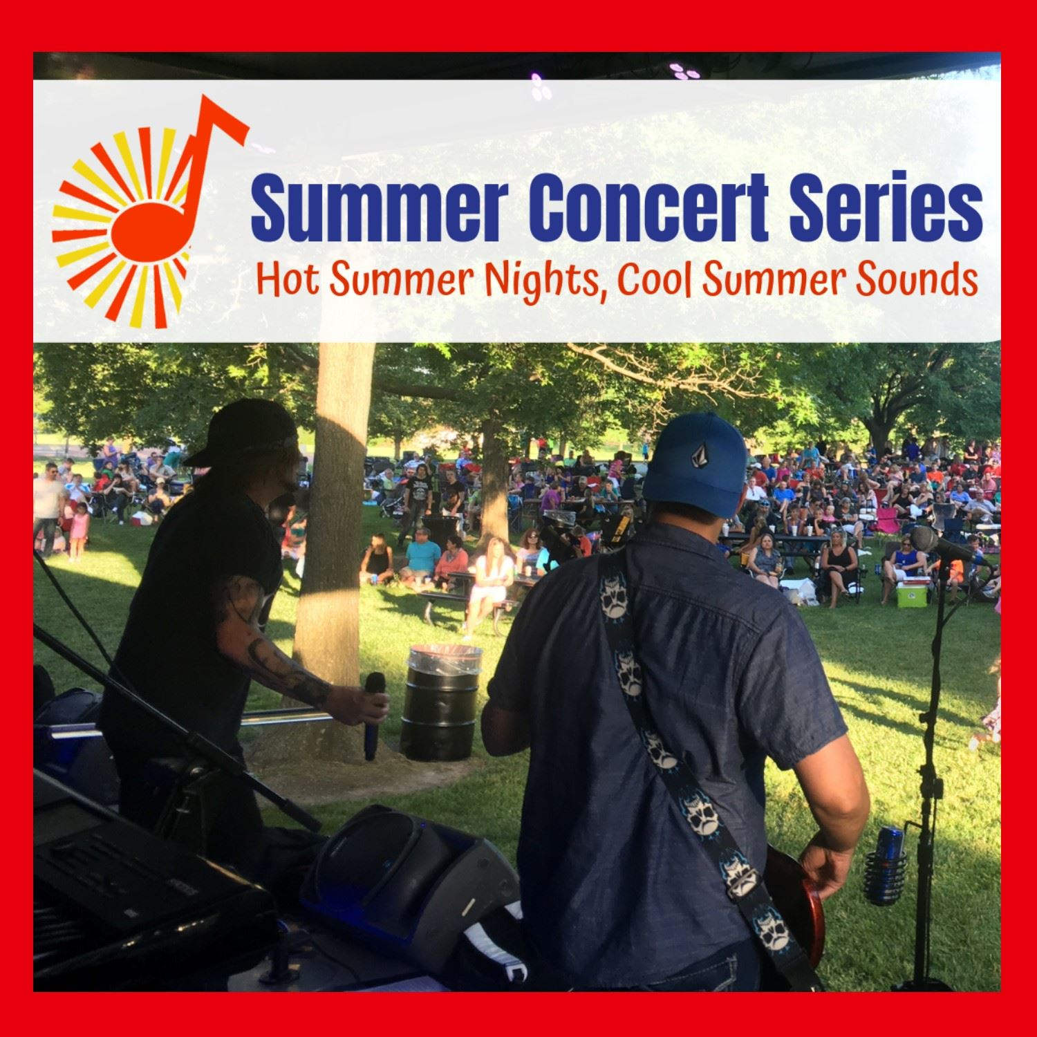 Summer Concert Series - Revolution Band