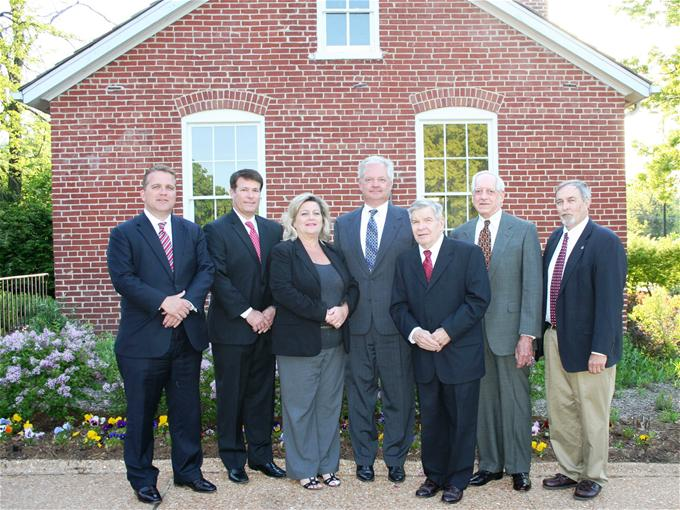 Photo of Board of Aldermen